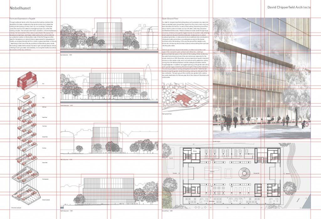 Impaginazione tavole di architettura guida al layout Idee architettura
