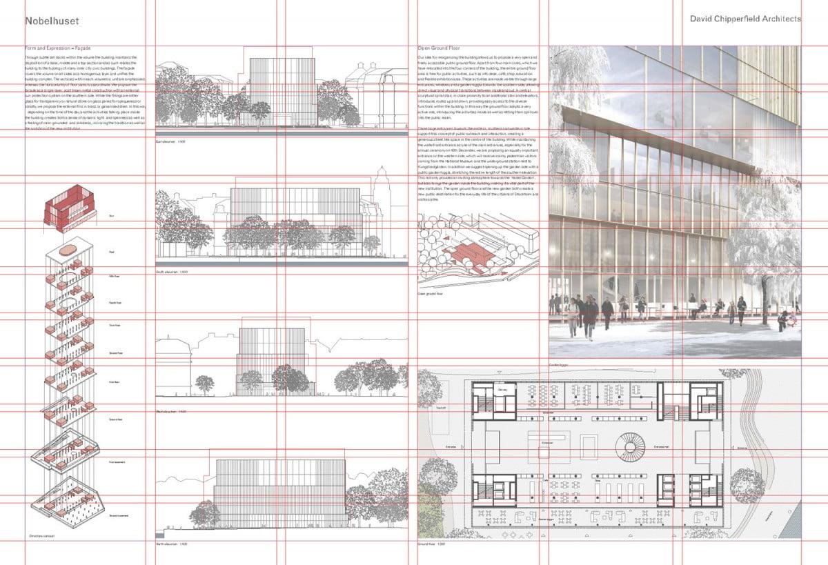 Impaginazione tavole di architettura guida al layout for Layout di una casa di una storia