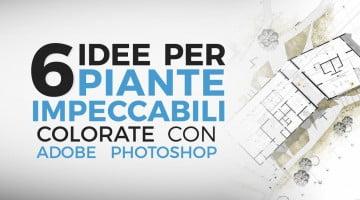Colorare piante con Photoshop: 6 consigli per disegni perfetti