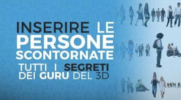 Inserire persone scontornate: tutti i segreti per render spettacolari