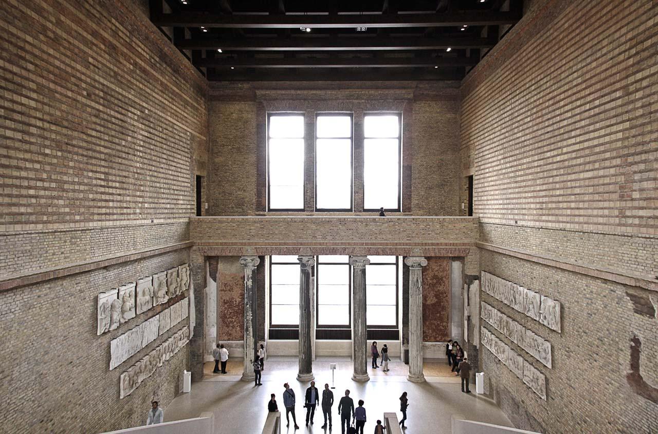 Neues Museum - foto di Frank van Leersum.