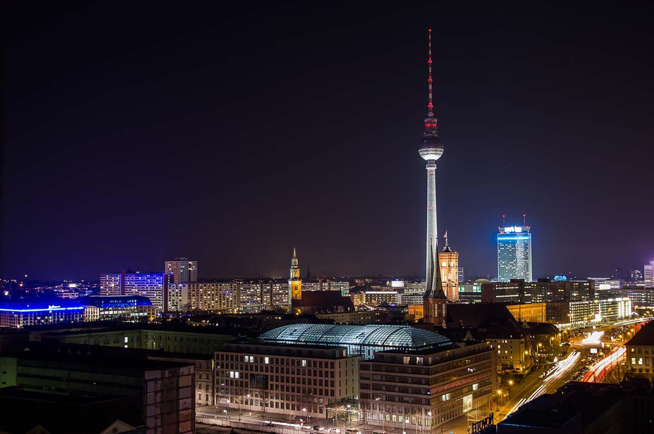 Berlino: una meta sempre gettonatissima per viaggi di architettura!