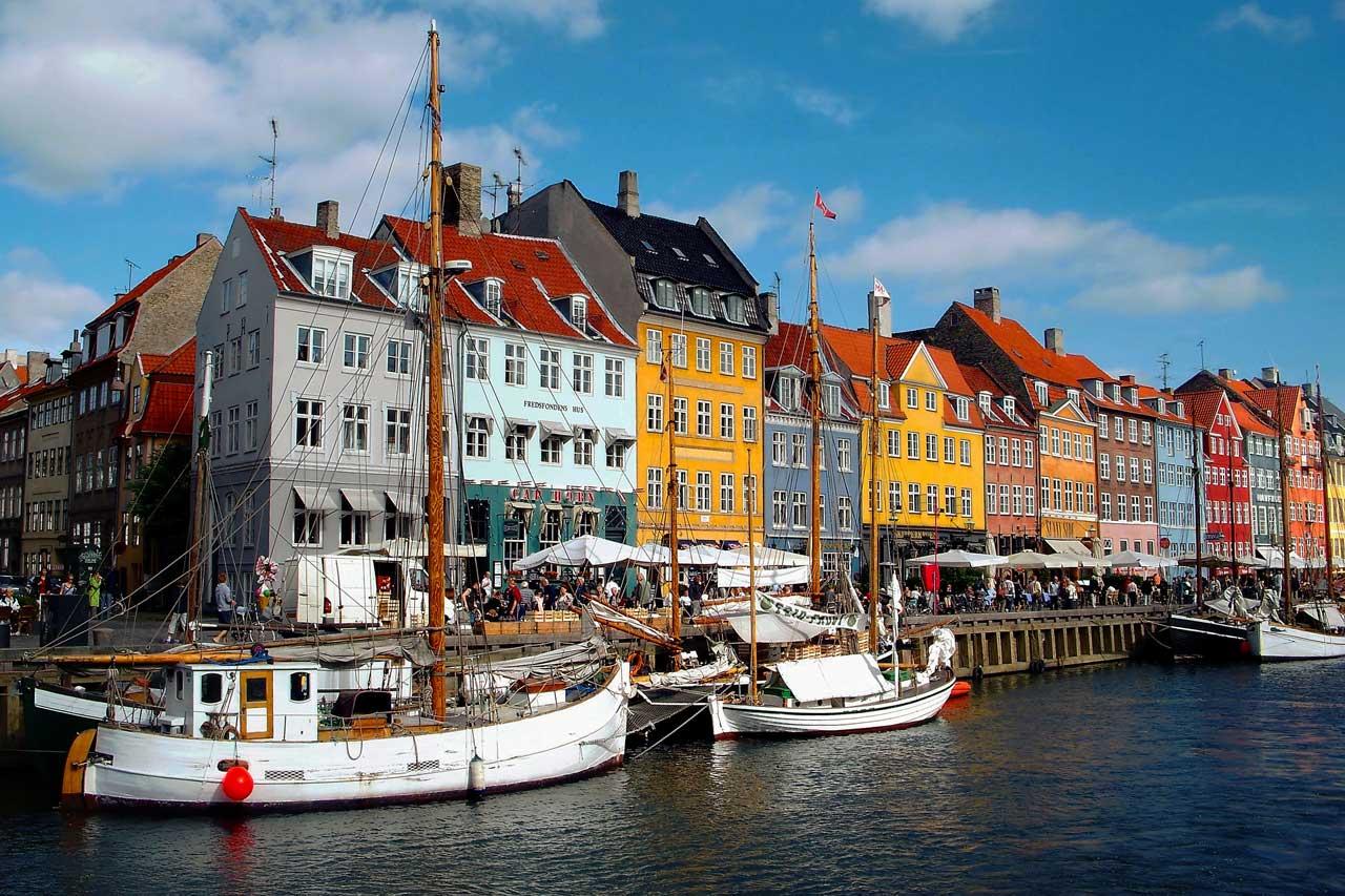 Copenhagen, Nyhavn - foto di John Anes.