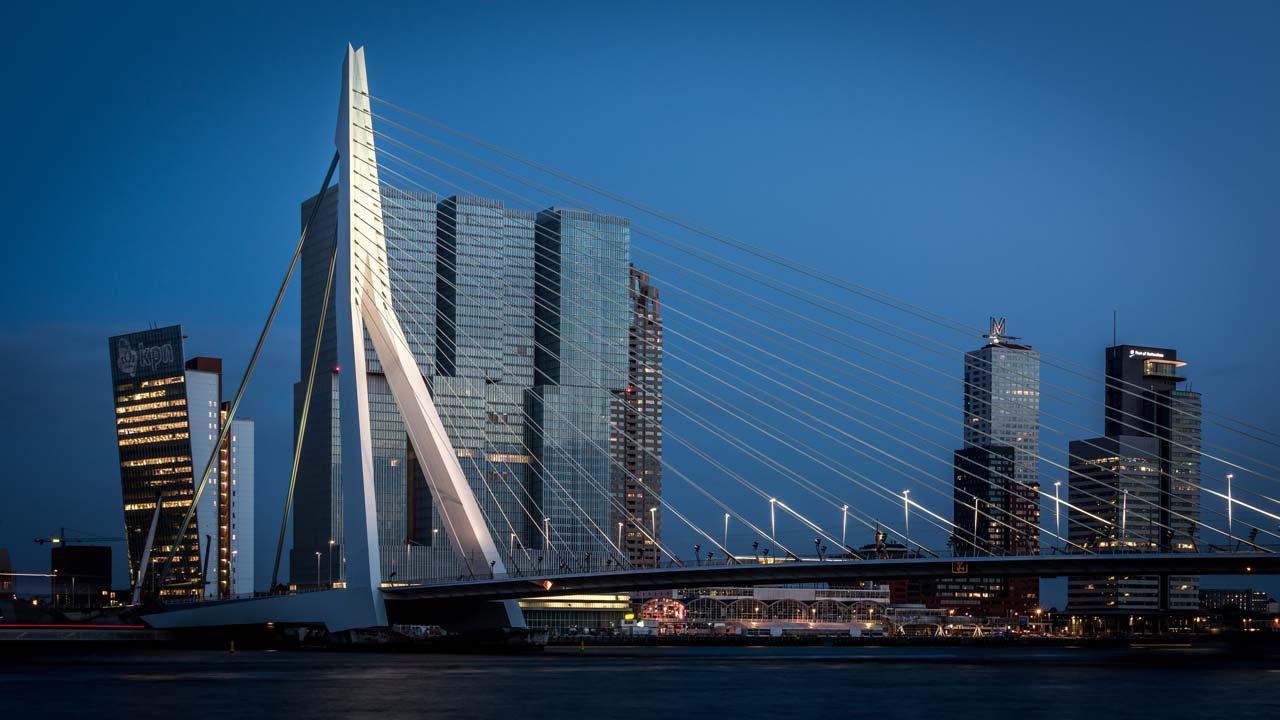 Rotterdam maaszicht - foto di Martijn Barendse.