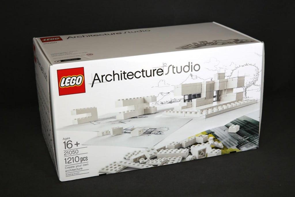 Lego Architecture: un regalo per un architetto che si sente ancora un po' bambino dentro!