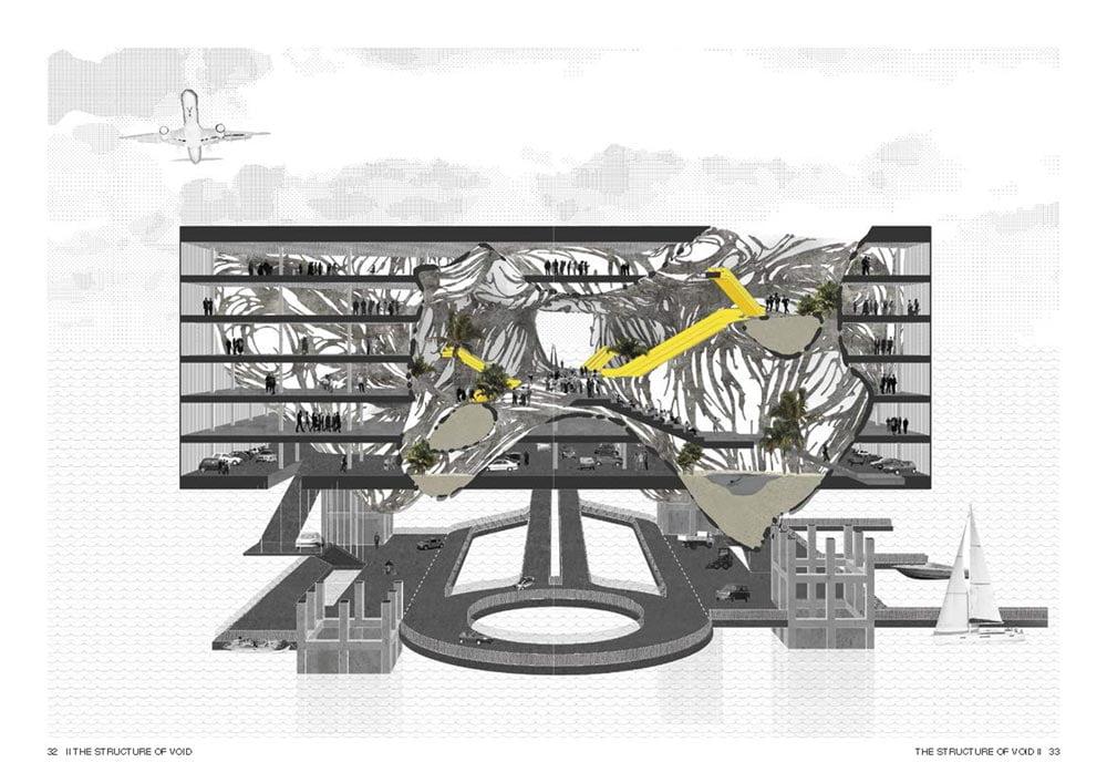 The Structure of Void. Progetto di Andrea Anselmo