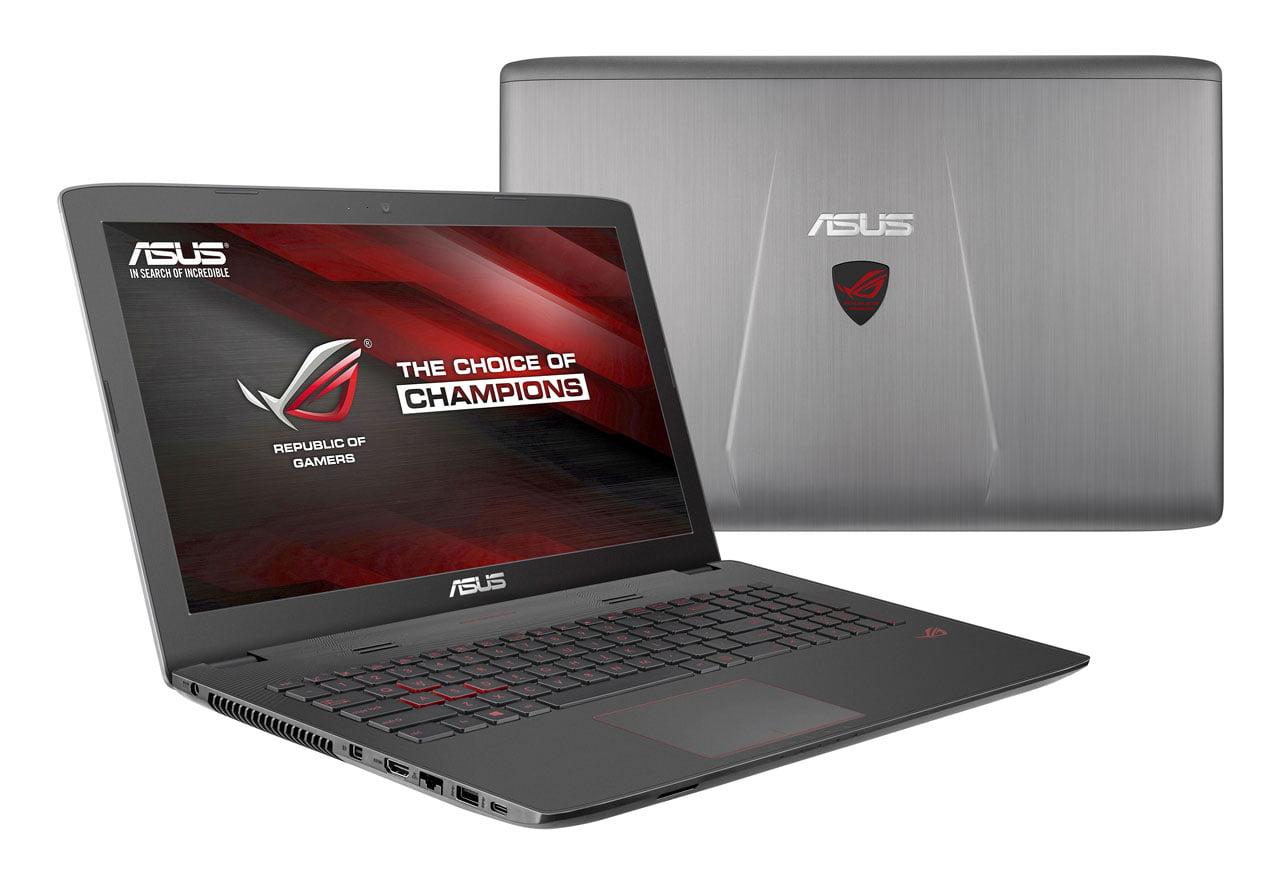 Pur essendo pensato per i gamer, l'Asus ROG GL752VW è perfetto come notebook per architettura.