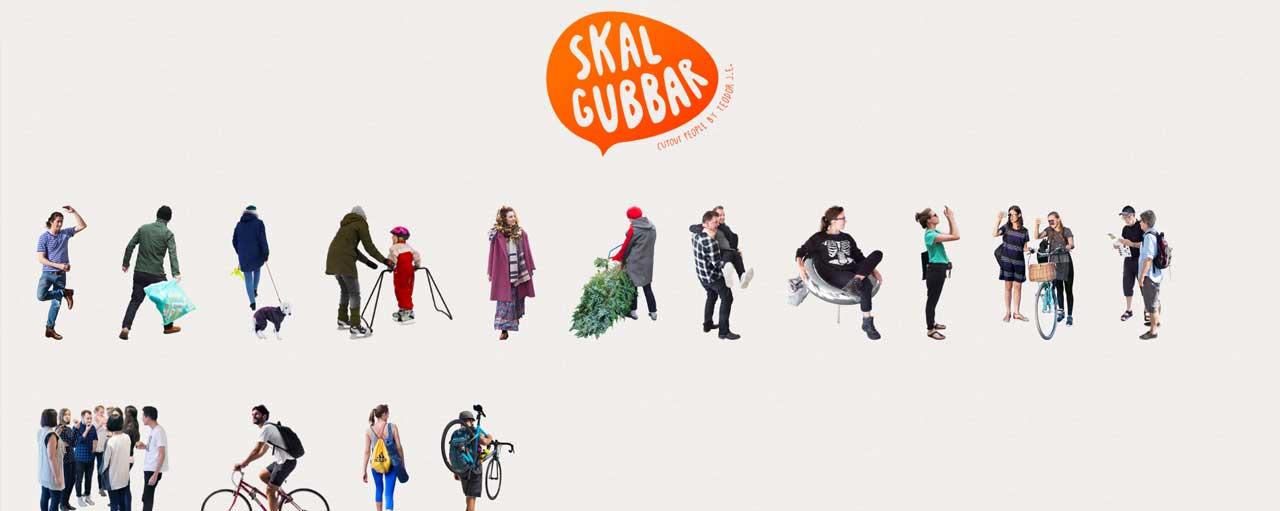 """Skalgubbar è il """"padre spirituale"""" di tutti i siti che offrono persone scontornate gratuite."""