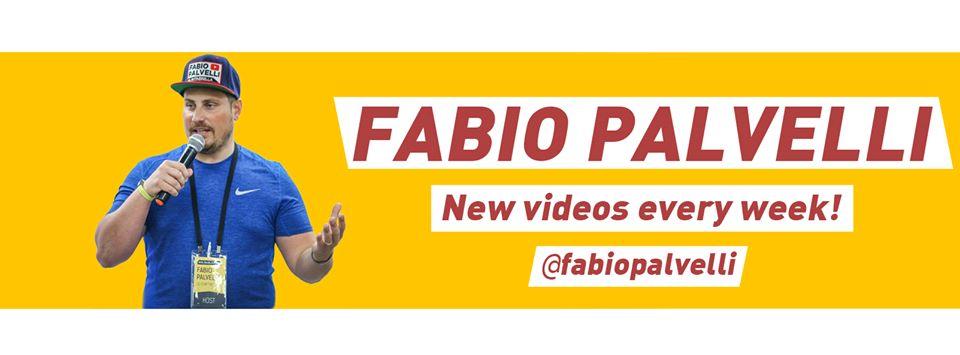 Il banner del canale YouTube di Fabio Palvelli, imperdibile per qualunque archviz artist.