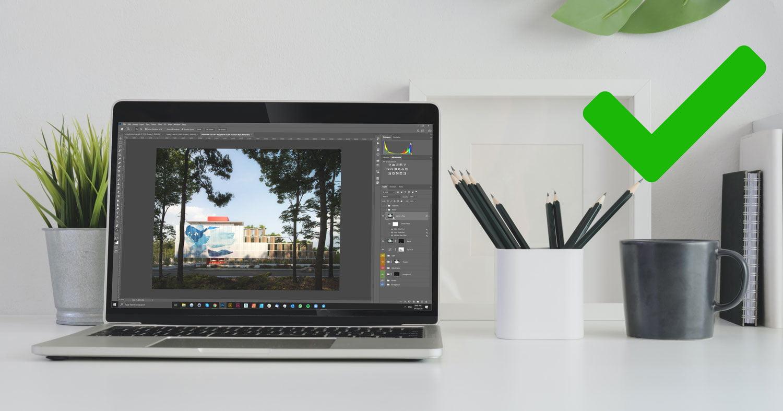 Photoshop per gli architetti: gli scenari d'uso ideali